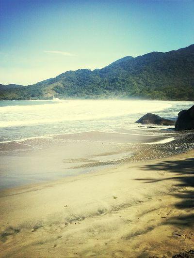 Praia de Castelhanos!!!