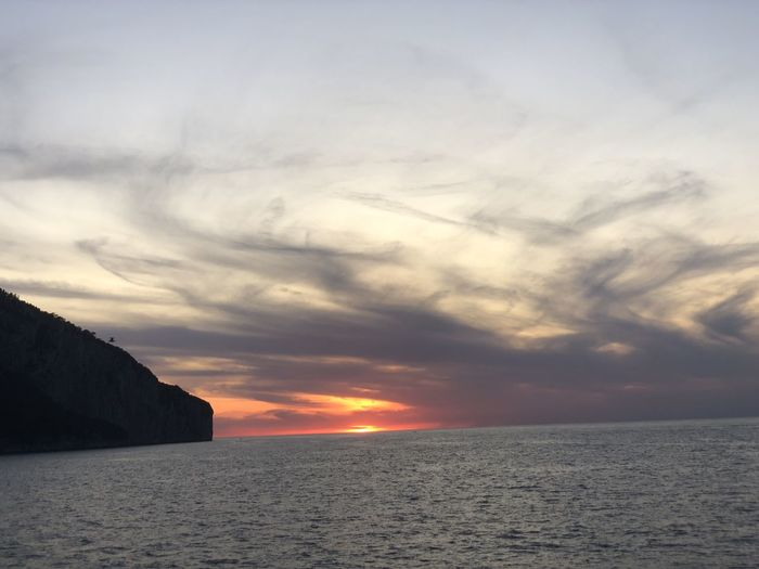 Sky Sea Cloud -