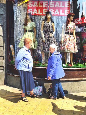 Yorkshire Streets. Considering a new wardrobe. Kirkgate Market, Leeds UK. ShotOniPhone6 The Street Photographer - 2016 EyeEm Awards IPhoneography Mobilephotography Shootermag The Portraitist - 2016 EyeEm Awards EyeEm Best Shots - People + Portrait Live Love Shop
