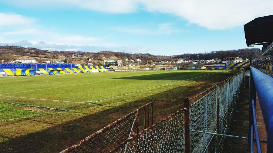 Stadium Blue