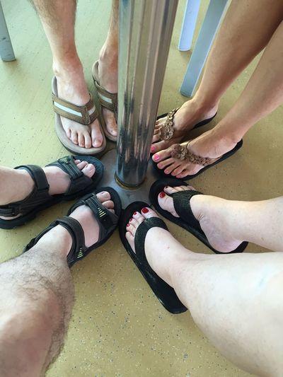 Feet Human Body
