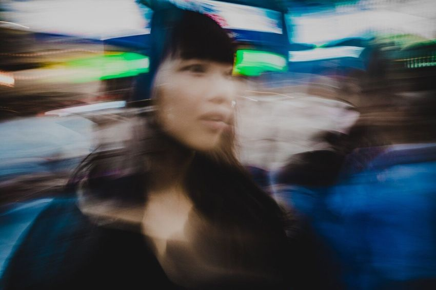 OSAKA Japan Exhibition Girl Streetphotography The Week On EyeEm Streetphoto_color