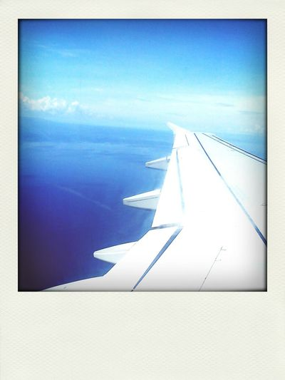 Wanderlust ♡♥♡ My Best Photo 2014 Enjoying Life From An Airplane Window