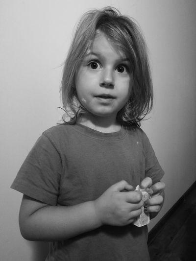Childhood Child Face Expression Surprise Amazement And Wonderment Amazement Monochrome Blackandwhite Portrait Black And White Monochrome Photography