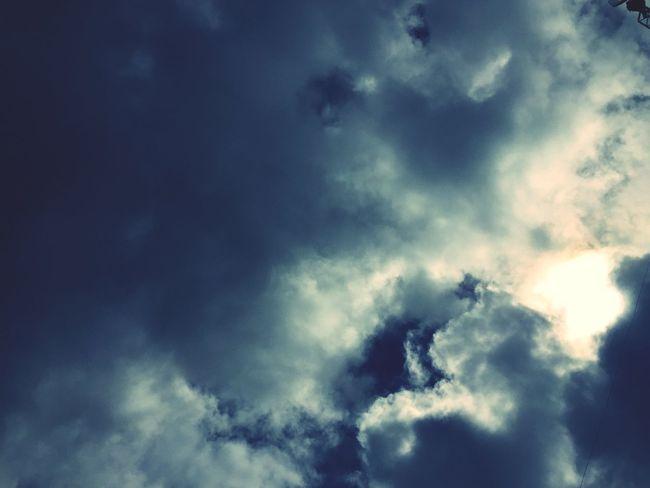 Rain Incoming