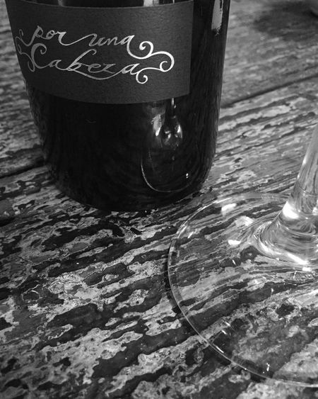 Por una cabeza! Vino Wine Botella Bottle Copa Cup Vino Tinto