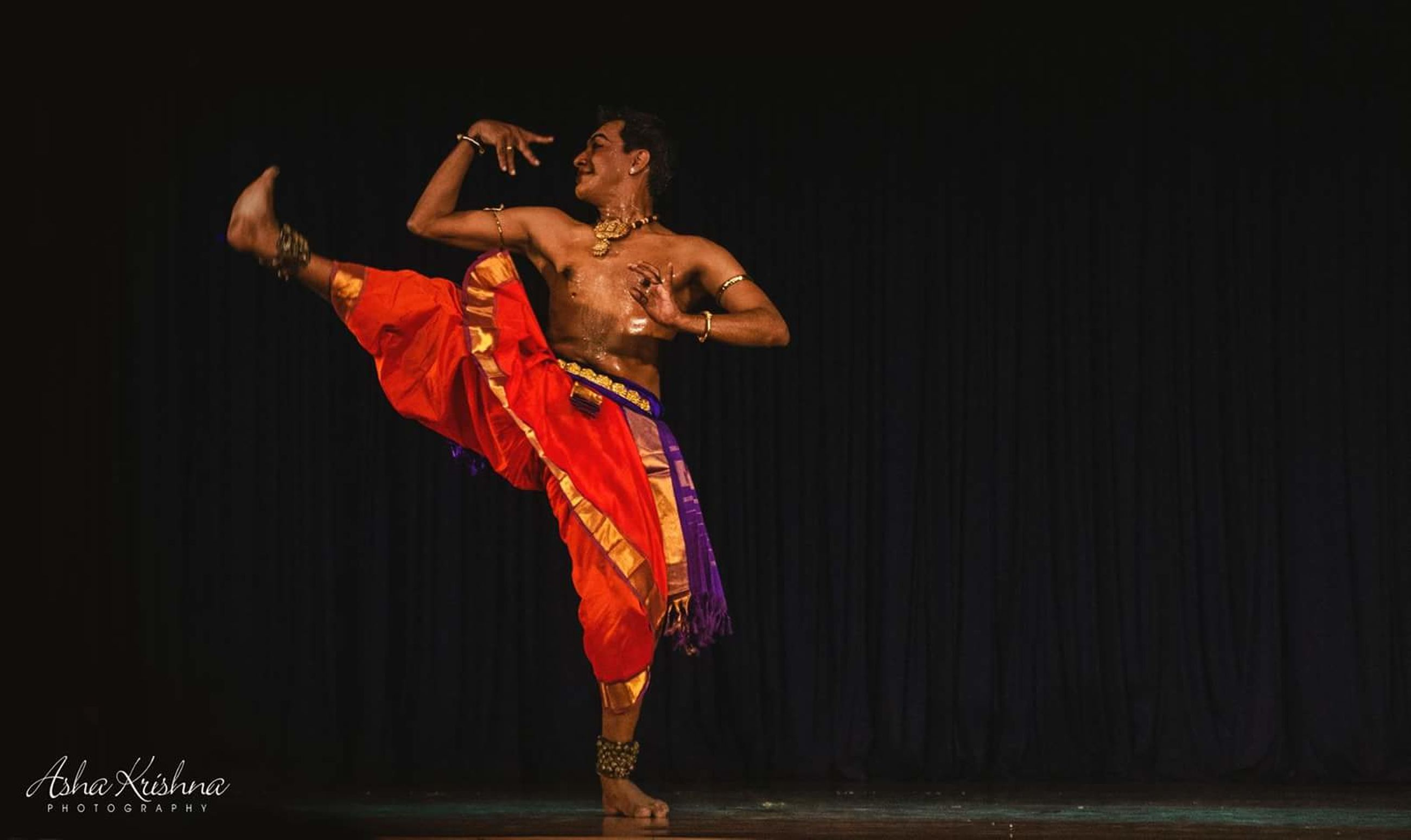 dancing, performance, full length, performing arts event, arms raised, stage costume, adults only, arts culture and entertainment, traditional clothing, one person, people, skill, cultures, adult, human arm, stage - performance space, young adult, only women, indoors