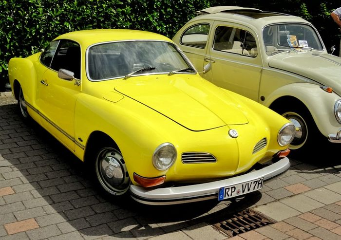 😍😍😍 Yellow Car Retro Styled Old-fashioned Transportation Mode Of Transport Collector's Car Outdoors No People Karmann Ghia VW VW Käfer VW Beetle Traumauto EyeEm Hello World EyeEm Selects EyeEmBestPics EyeEm Best Shots Oldtimer Oldie  Beauty Freshness Beautiful Old But Awesome Paint The Town Yellow