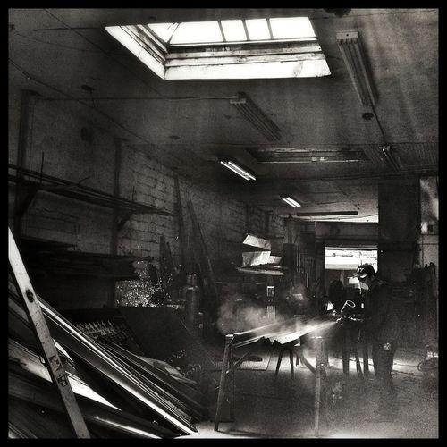 Streetphotography Blackandwhite Shop Work