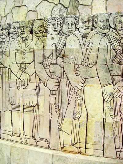 Monumento a la patria in Merida, Yucatan Art Art And Craft Day History Mexico Monument Mérida No People Yúcatan