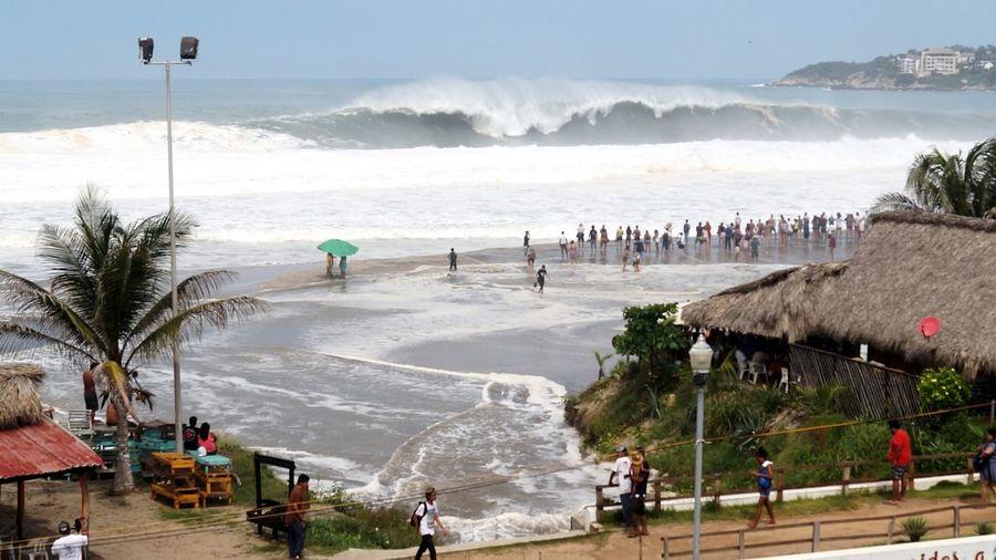 WSL, Puerto Escondido, Oaxaca Surf Challenge First Eyeem Photo
