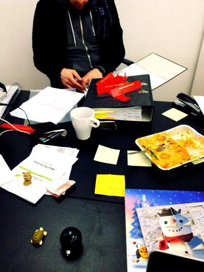 Getting organized at EyeEm Studio Getting Organized