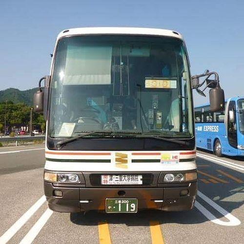 南紀特急、津線 FUSO BUS Transportation Fuso Bus