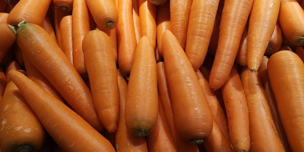 Full frame shot of vegetables for sale at market stall