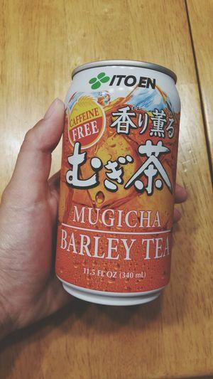I love むぎ茶 💖 Barley Tea Japanese Drink