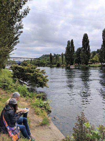 Couple River