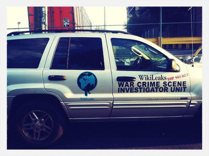War Crime Investigation