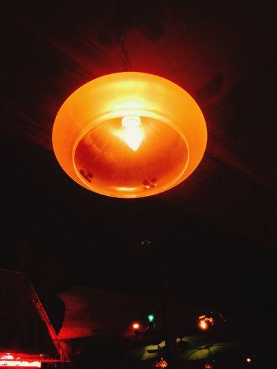 Light And Shadow Bar Night Nightphotography