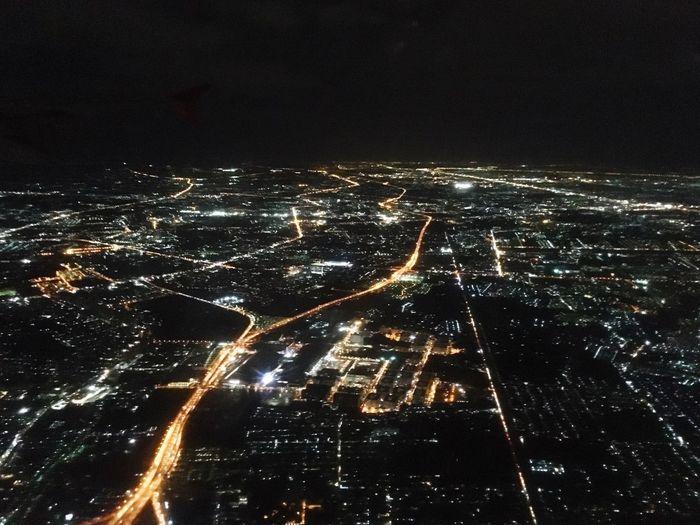 Hello World Sky Road From Sky