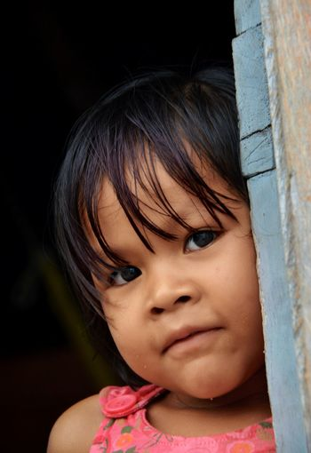 Child Childhood Portrait Looking At Camera Cute One Person Children Only One Girl Only Human Eye Close-up People Hi! Portrait Photography People Photography Hello World Kidsphotography Indigenouspeople