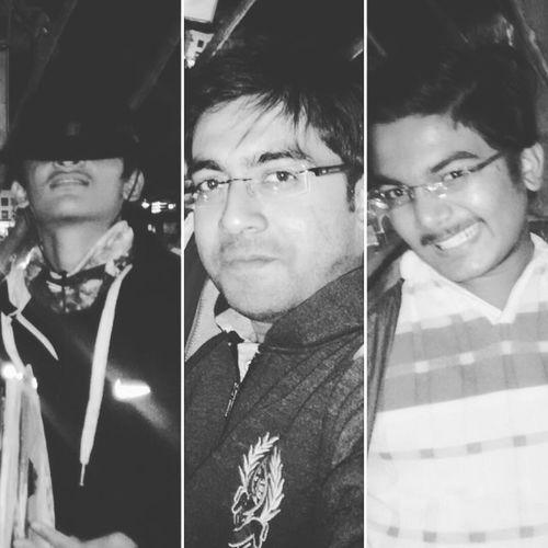 Panchal Family Brothers 3maskiteers Rutvik Imkaushy Parthpanchal