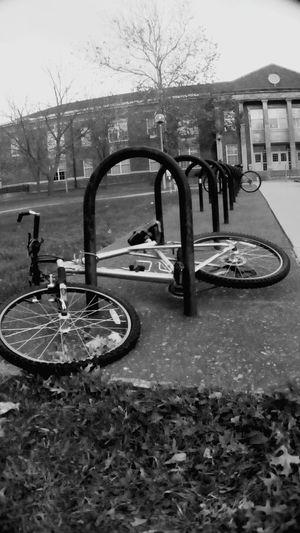 No People Outdoors Bike Random_Pics Black & White