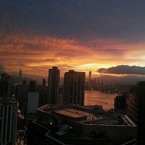 Latergram Sunset