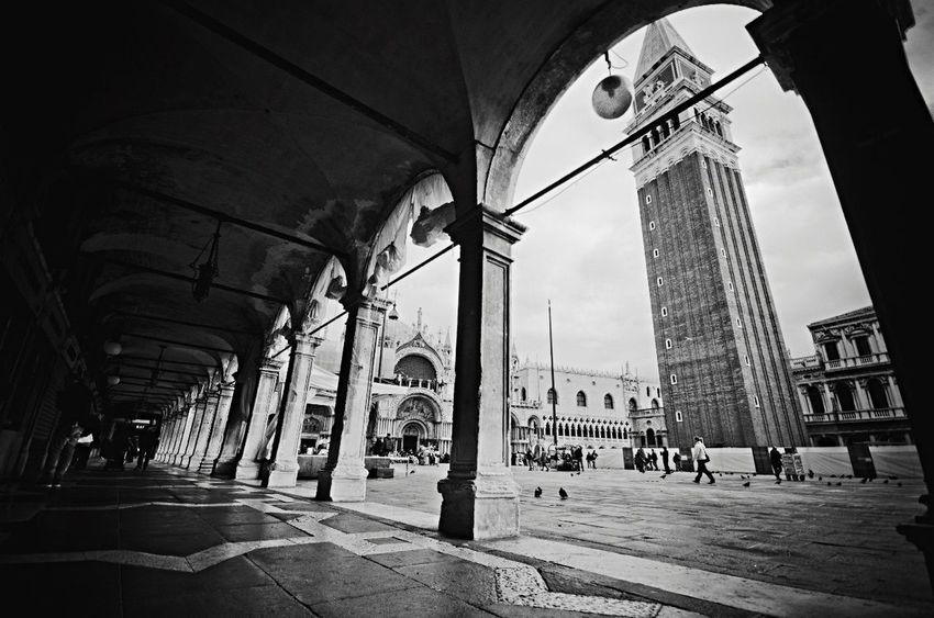Venice Venezia Traveling Travel DmitryBarykin Italy Europe Blackandwhite Black And White Black & White