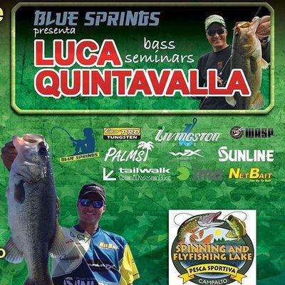 See You tomorrow Guys Bassseminar Bassinitaly Bassfishing Livingstonlures Ecoprotungsten WileyX