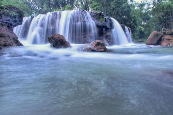 grojokan 5 pasuruan east java Indonesia Eastjava Indonesia_photography Cultures Canon Nature INDONESIA uniqueness Javanese Culture Nice Awesome Perfect Landscape_Collection Wonderful Indonesia Pasuruan Landscape Blue Cool Water Waterfall Power In Nature Beauty Motion Rapid Purity Long Exposure River Smooth Flowing Water Stream