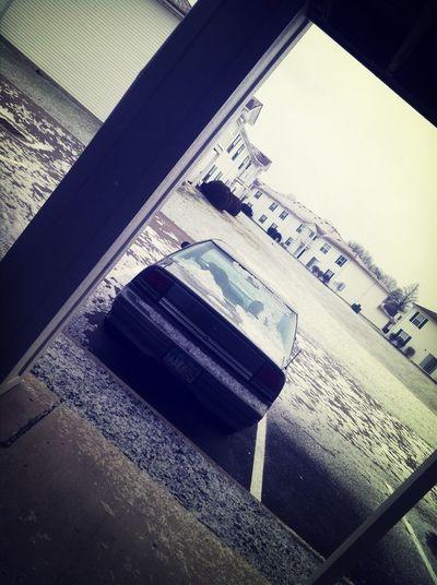Outside My Door....