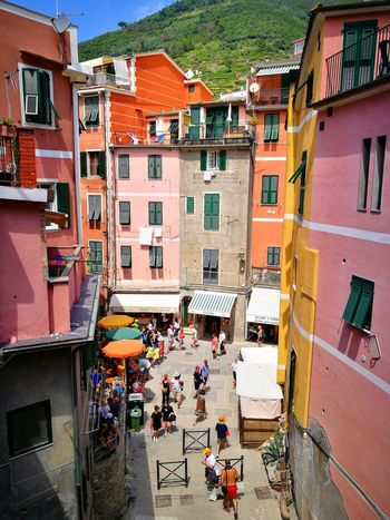 One of the narrow busy streets in Vernazza. Colorful Buildings Colorful Buildings In Italy Italy Vernazza Italy Vernazza VERNAZZA LIGURIA Vernazza, Italy Italian Architecture Cinque Terre Cinqueterre Cinque Terre Liguria Cinque Terre Italy Cinque Terre Cityscape Cinque Terre Vernazza Liguria Liguria,Italy Liguria, Italy Ligurian Coast. Liguria Di Levante Ligurian Riviera Liguria_super_pics Street View From Above Vibrant Color View From Above High View Of The City Liguria_super_pics City Architecture Building Exterior Built Structure