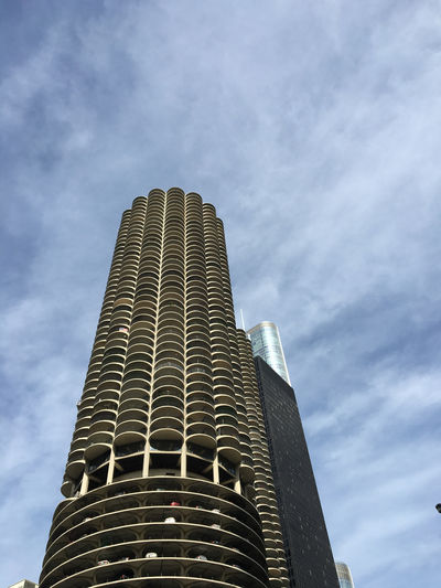 Architecture Building Exterior Built Structure City Cloud - Sky Day Low Angle View Modern No People Outdoors Sky Skyscraper Tower Travel Destinations