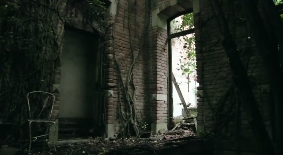 Old Ruin No People Indoors  Day Nature Chair Abandoned AbandonedHospital Past