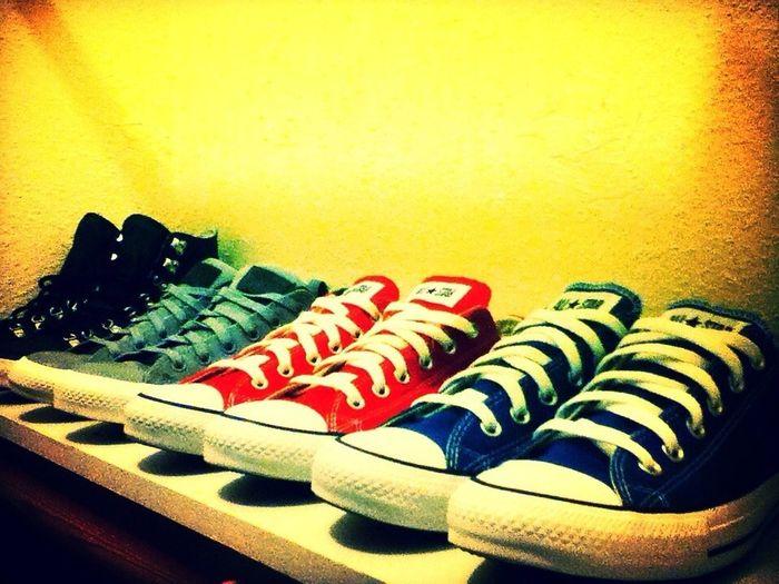 My Chucks ❤