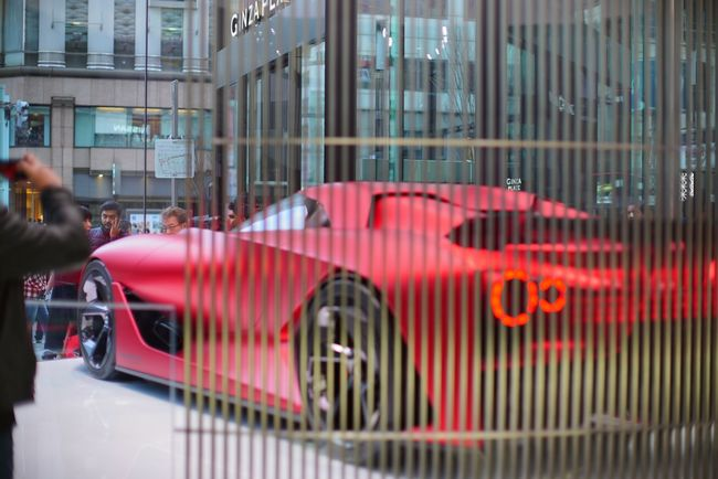 Vision Granturismo NISSAN CONCEPT 2020 Concept Car Conceptcar EyeEm Best Shots - Cars EyeEm Best Shots Taking Photos Snapshot Walking Around お写ん歩 Car