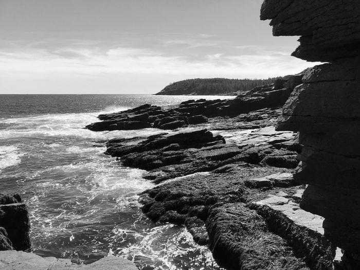 Coastline Sea