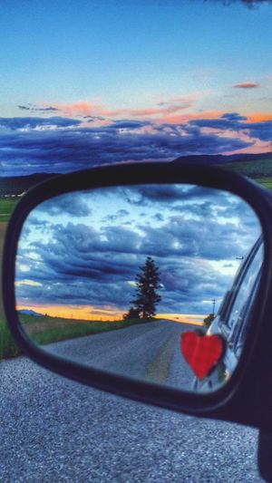 The object in the mirror is ALWAYS closer than it appears... Hanging Out Sunday Drives Driving Away Detours Keys To My Heart! Backroads Stole My Heart Bound And Determined Anything Can Happen Eye On The Prize Signs Mindful Eye4photography  EyeEm Sunset I Love Him Strong Bond The Story Of Us Restore To Become More Love Story My Pocket Full Of Sunshine Every Little He Does Is Magic You Are Amazing Sitting Waiting Wishing Praying
