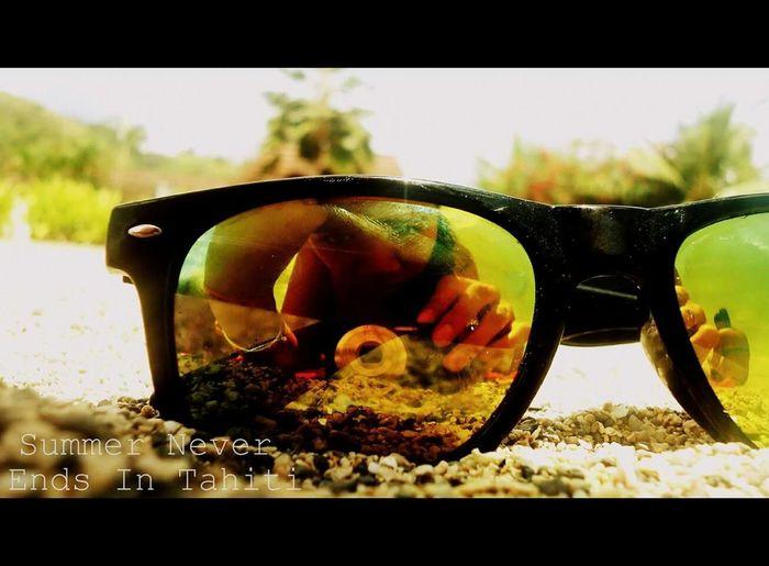 Beach Beach Life White Sand Take Photos Sun Glasses Reflection Sun Sunny Day Summergirl  Suntan 😎🌞😊💛👌👌