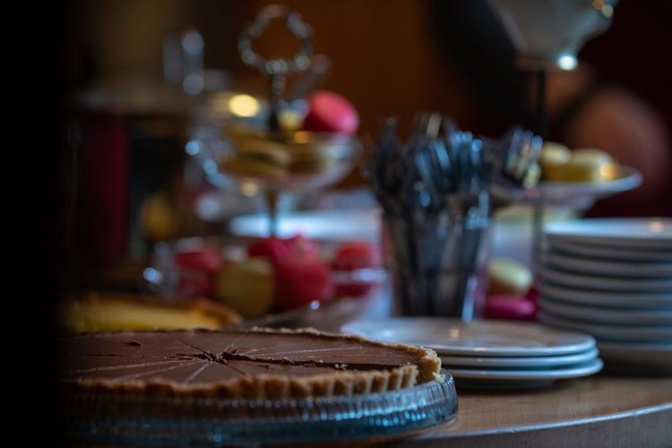 French tart Food And Drink Table Plate Food Indoors  Sweet Food Dessert Freshness Sweet No People Selective Focus Eating Utensil Fork Ready-to-eat Focus On Foreground Kitchen Utensil Still Life Cake Baked Indulgence Glass Temptation Meal Crockery Breakfast