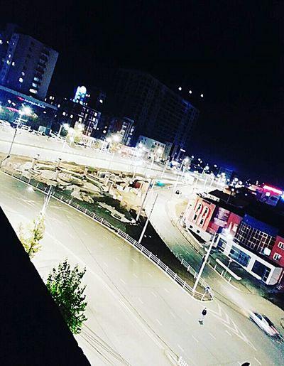 citynight Galaxys3 📷 Ulaanbaatar Mongolia Relaxing Streetphotography