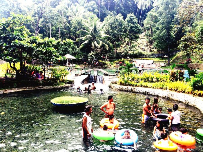 Cold Spring. Camiguin. Nature. Philippines