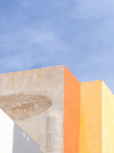 urban minimal No People Colorful Sky Fuerteventura Minimal Minimalist Architecture First Eyeem Photo The Graphic City