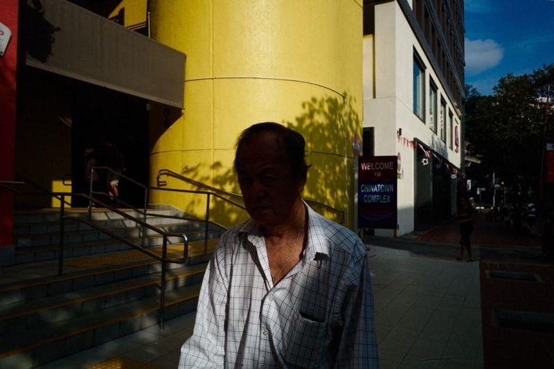 Darkness And Light Streetphotography Colour LeicaM9 28mm Wirokesuma
