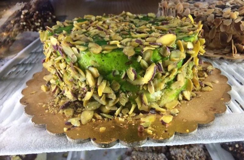 Sicily, Italy Tort Pistachio Food And Drink Food Freshness Close-up Vegetable Healthy Eating Ready-to-eat Wellbeing Green Color