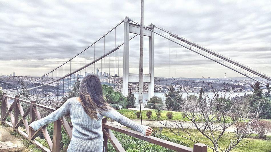 Istanbul Turkey Boğaz Köprüsü Freedom First Eyeem Photo ❤❤