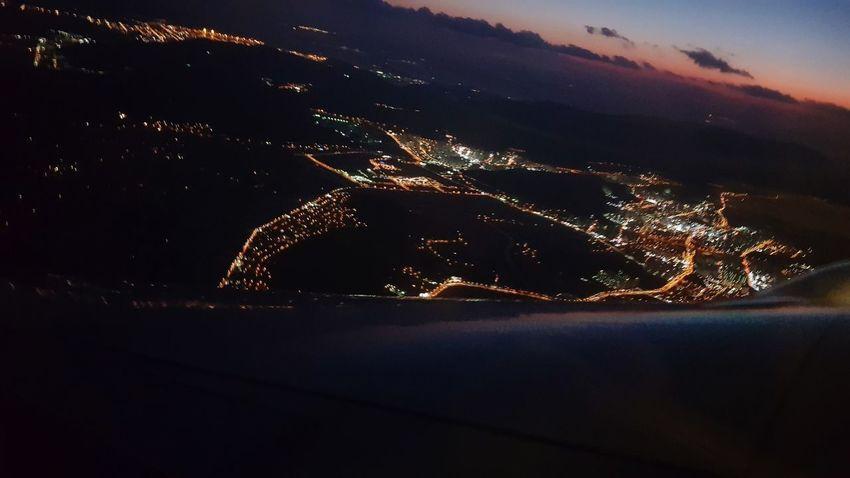 Night No People Sunset City