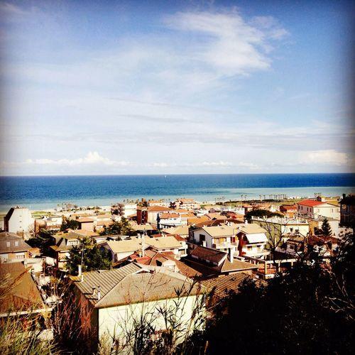 Mare Panorama Iphonesia IPhone #panoramica