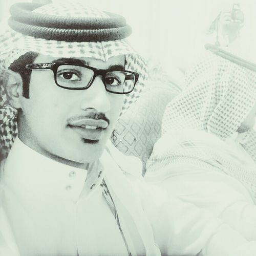 Buraydah Black & White Check This Out That's Me
