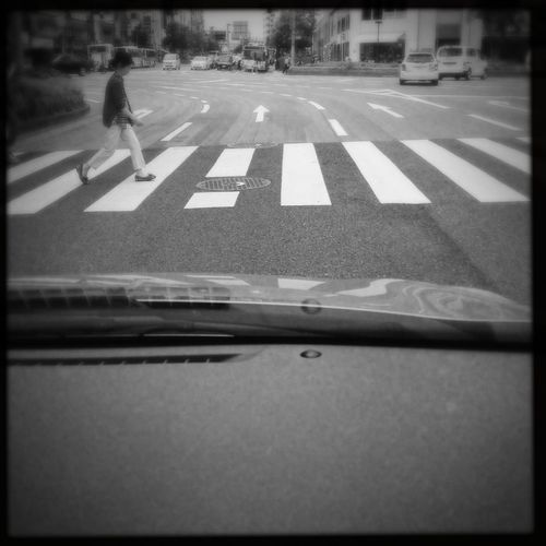 IPhoneography Traffic EyeEm Best Shots - Black + White
